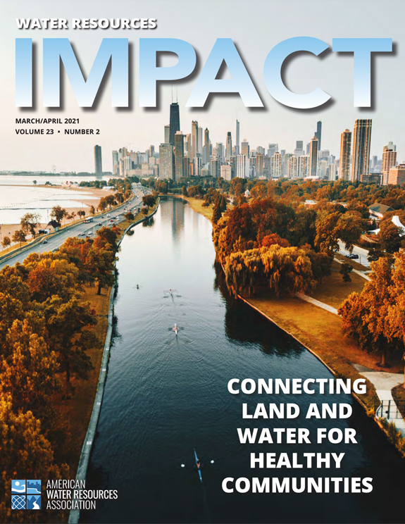 Cover Water Resources Impact, Mar-Apr 2021